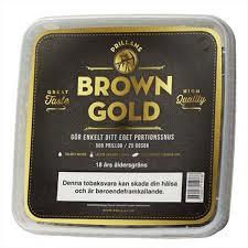 Prillan Portion Brown Gold 500 prillor: 299kr