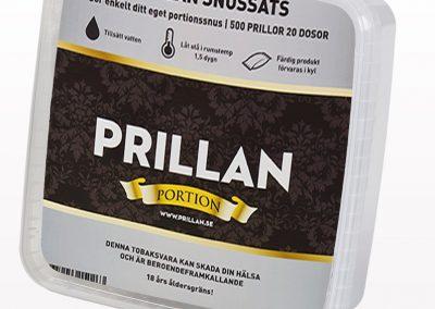 Prillan Portion Orginal 500 prillor: 299kr