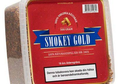 Smokey Gold 300g Röktobak: 99kr